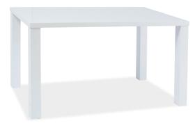 Stół montego biały mdf lakierowany 140x80 signal