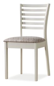 Krzesło ma-sc białe (ecru)/drewno signal