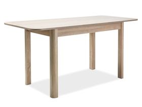 Rozkładany stół Diego 120(160)x68 dąb sonoma mdf Signal