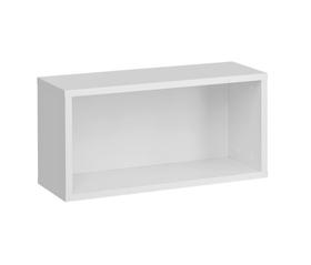 Półka/regał wiszący poziomy blox rw11 biały