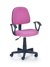 Fotel obrotowy Darian bis róż tkanina Halmar
