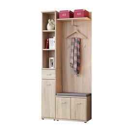 Przedpokój/garderoba armario i dąb sonoma