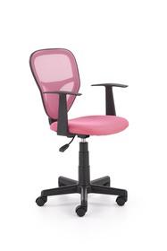 Fotel młodzieżowy Spiker różowy tkanina membranowa/siatka Halmar