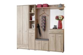 Przedpokój/garderoba armario iv dąb sonoma