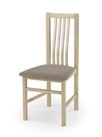 Krzesło paweł dąb sonoma tkanina/drewno halmar