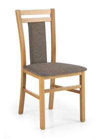 Krzesło hubert 8 olcha tkanina/drewno halmar